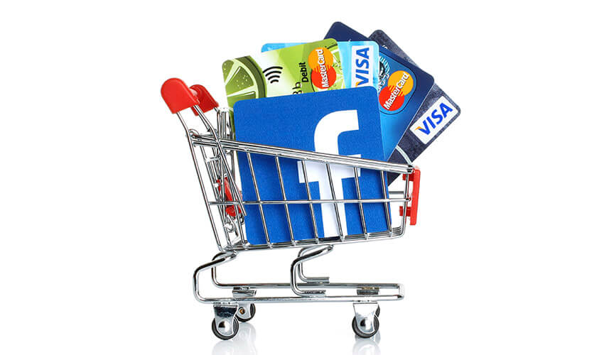 How to make a facebook store