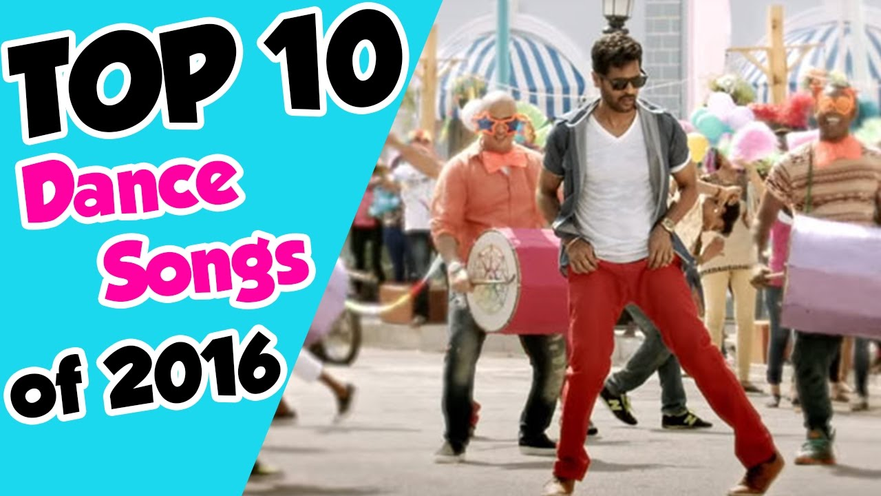Most popular party songs 2016