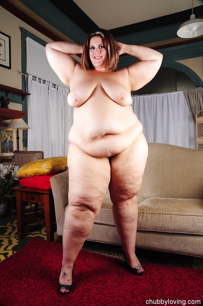 Obese naked fat girls