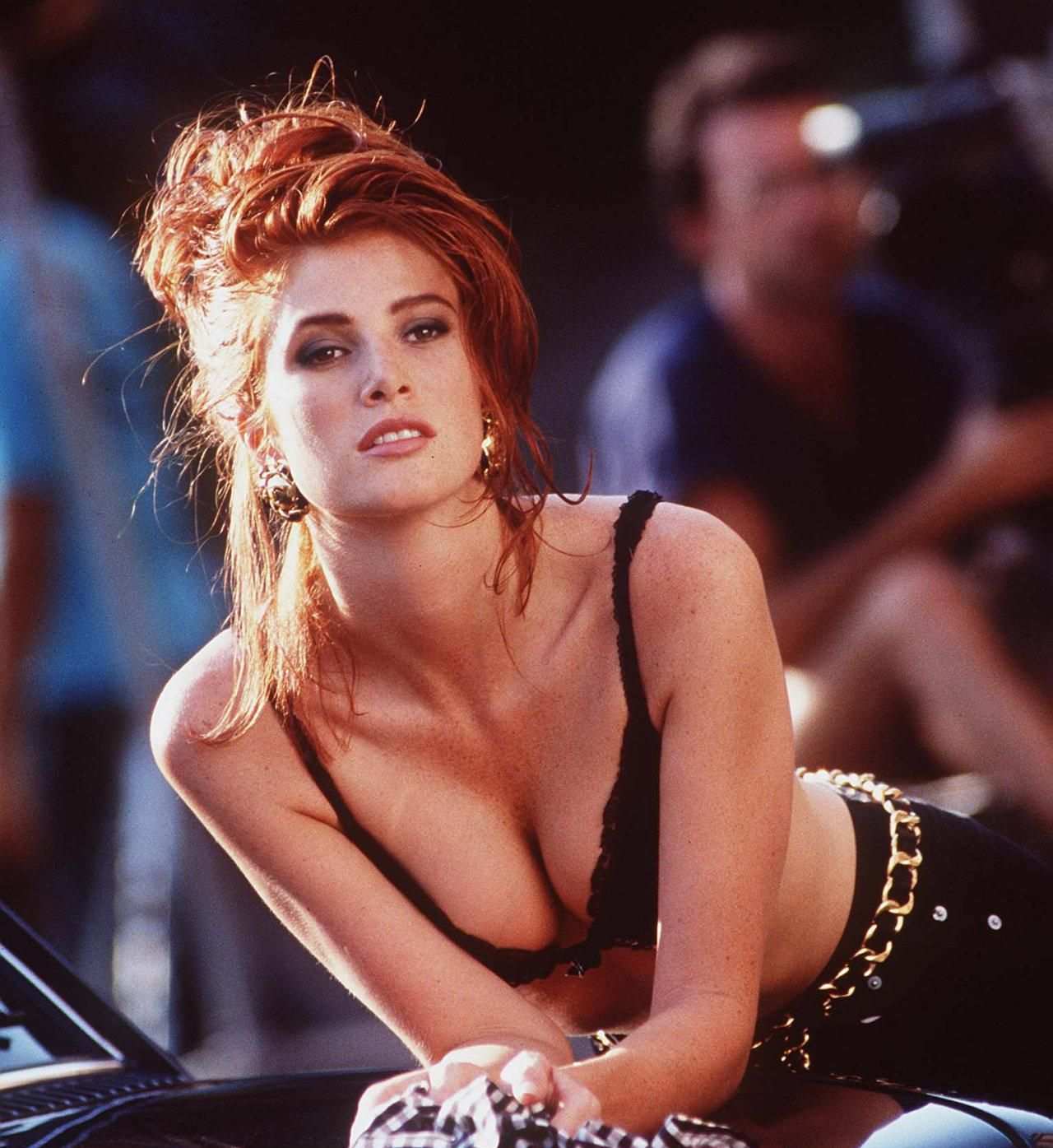 Pictures of young angie everhart