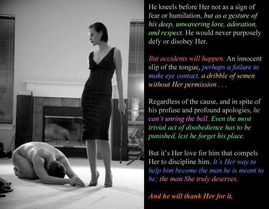 Submissive male quotes