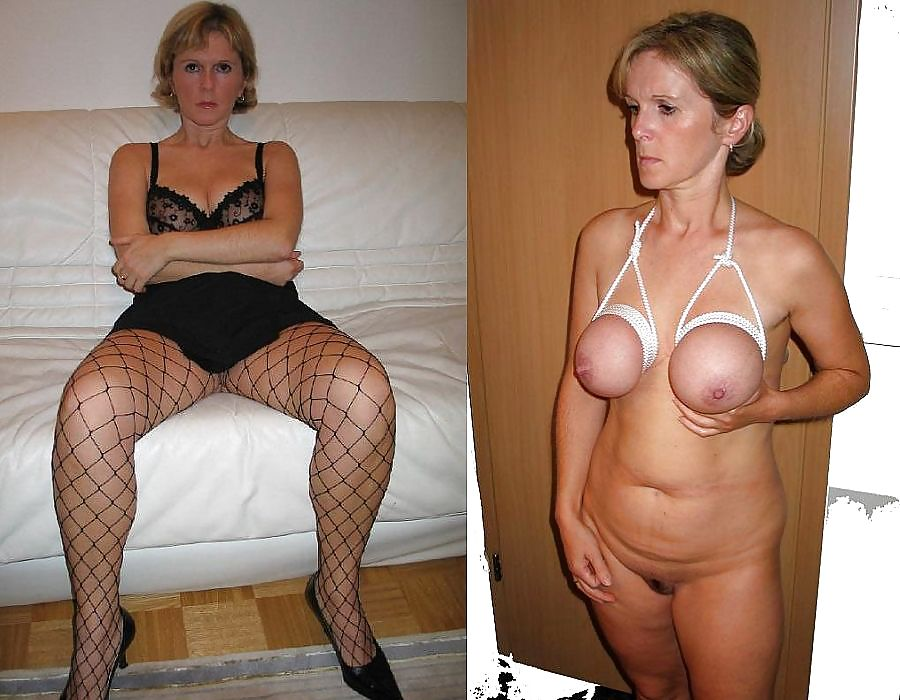 Before and after milfs