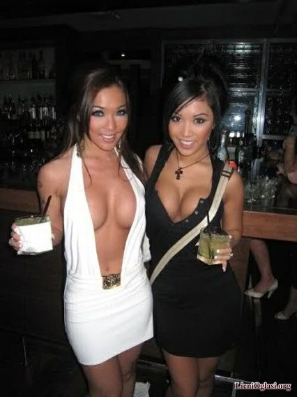 Hot asian party