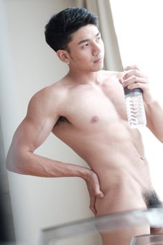 Sexy asian males nude
